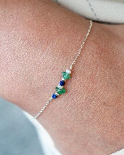 Zilveren-edelsteen-armband-Blauwe-Lapis-Lazuli-van-Sterling-Zilver