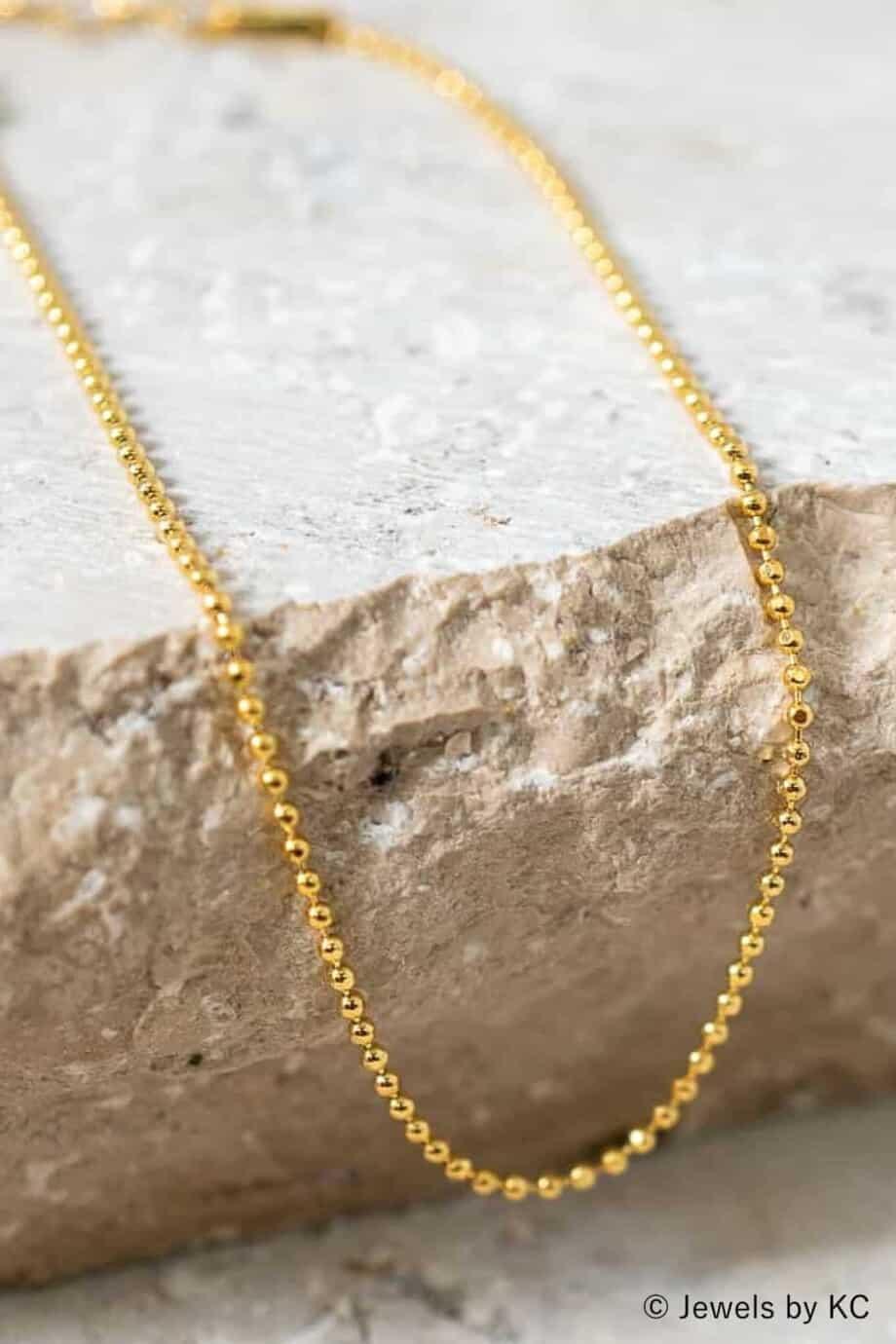 Dun-Gouden-armbandje-Diamantadas-van-Goud-op-Zilver